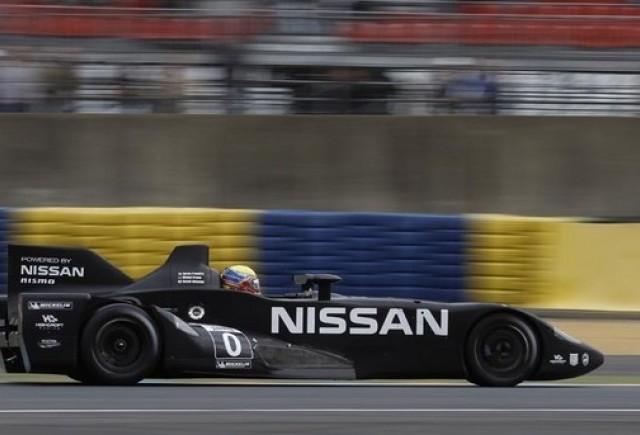 Nissan DeltaWing - Ultimele pregatiri inainte de Le Mans
