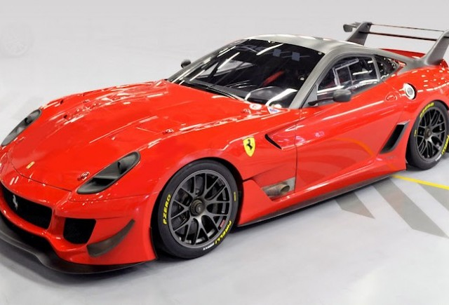Licitatie Ferrari in scopuri caritabile