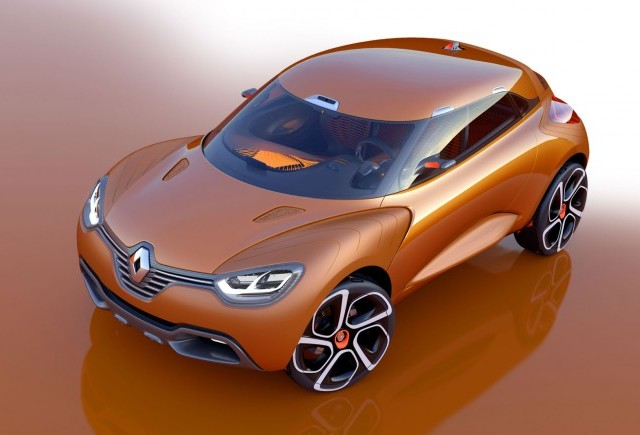 Cei de la Renault ar urma sa produca un SUV compact