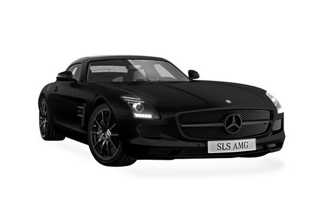 Mercedes SLS AMG GT 2013 Matt Special Edition