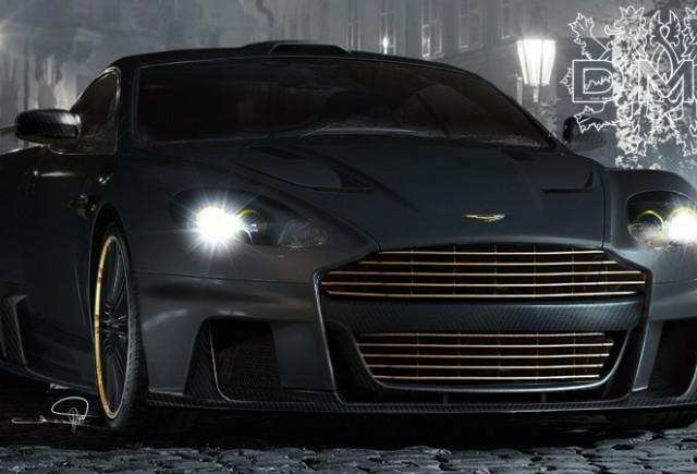 TUNING: Aston Martin DBS Fakhuna