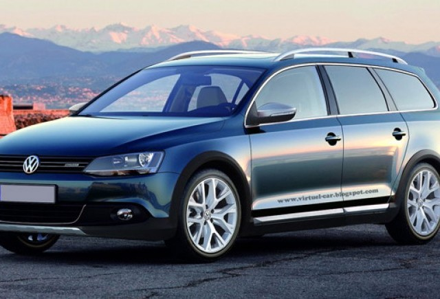 Volkswagen Jetta Alltrack 2014