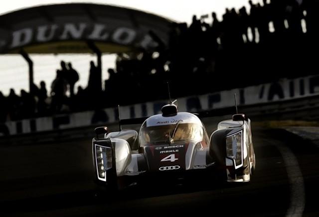 Audi este marea castigatoare a cursei de la Le Mans 2012