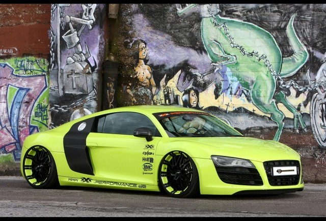 TUNING: Audi R8 by xXx Performance