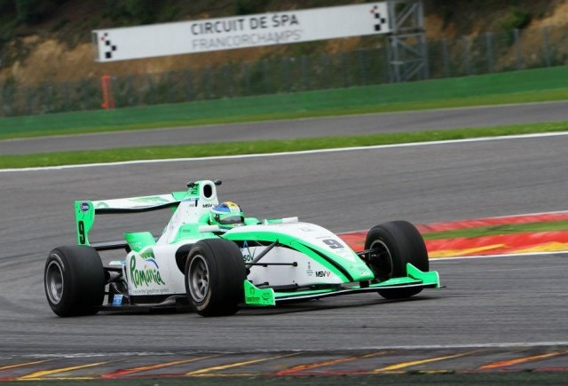 Mihai Marinescu a obtinut locul 4 la Spa-Francorchamps