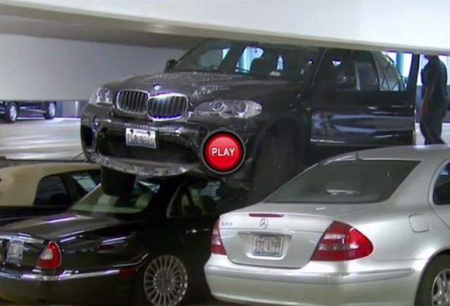 VIDEO: Ce se intampla cand confunzi pedalele masinii