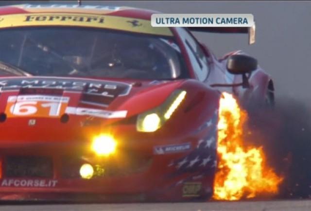 Retrospectiva cursei de 24h de la Le Mans in slow motion