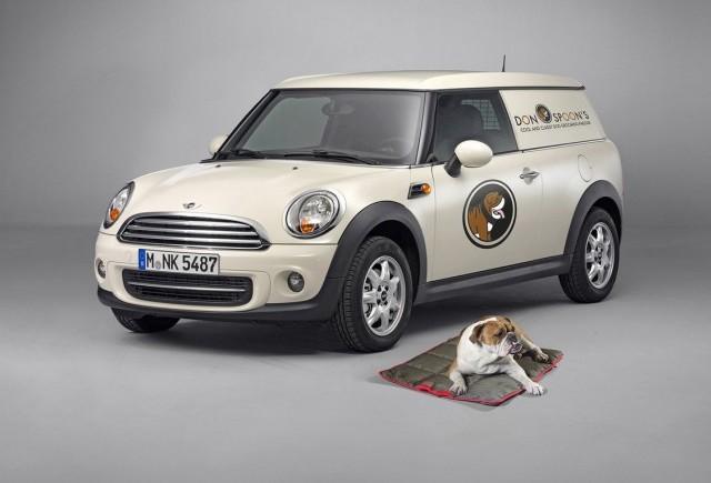 Mini Clubvan - Primele detalii oficiale