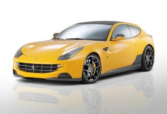 TUNING: Ferrari FF Novitec Rosso