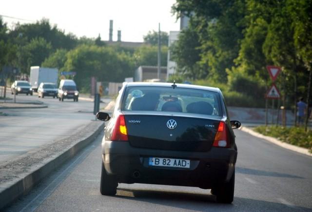 Tarani fara frontiere (58): Dacia Logan 3 by Volkswagen
