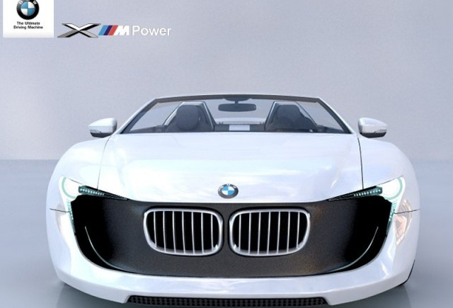 Un studiu de design interesant: BMW X Roadster