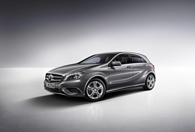 Gata de start: noul model sport-compact  Mercedes Clasa A