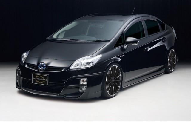 TUNING: Toyota Prius primeste o nota de agresivitate