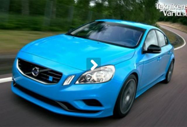 VIDEO: Volvo S60 Polestar isi pune in functiune cei 500 CP
