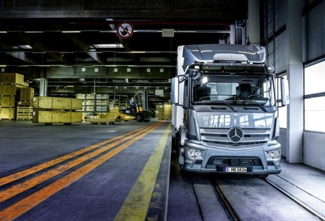 Premiera mondiala –  Lansarea primului camion special creat pentru transportul de marfuri grele pe distante scurte