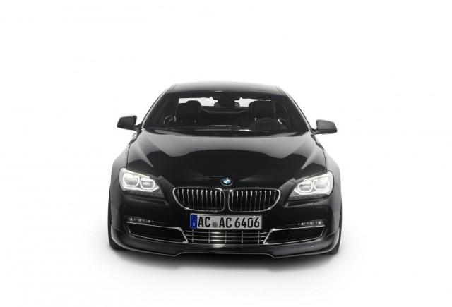 TUNING: BMW Seria 6 Gran Coupe a fost modificat de AC Schnitzer