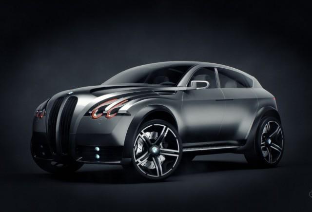Studiu de design cu iz romanesc - BMW XS Concept