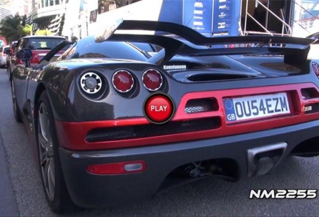 VIDEO: Cele mai interesante aparitii de la Top Marques Monaco