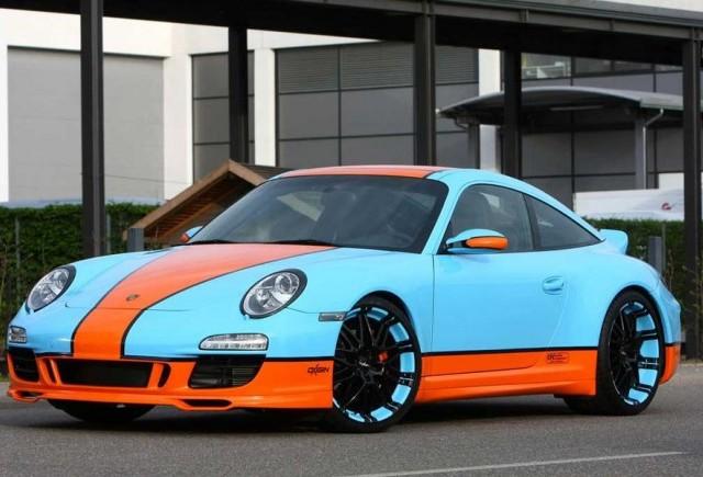 VIDEO: Porsche Gulf Racing in actiune