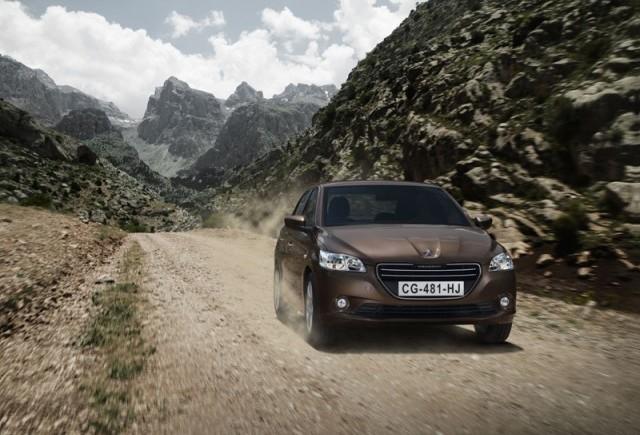 Noul Peugeot 301 - robust si generos