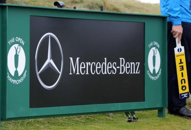 Intalnirea Clasicilor: Mercedes-Benz si Turneul de Golf Open Championship