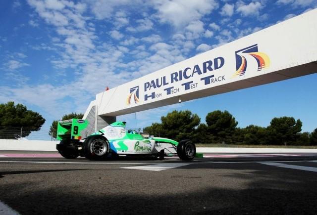 Mihai Marinescu a obtinut locul 7 in cadrul calificarilor de la Paul Ricard