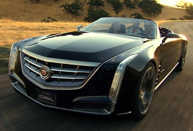 Cei de la Cadillac ar urma sa produca o limuzina bazata pe modelul Ciel