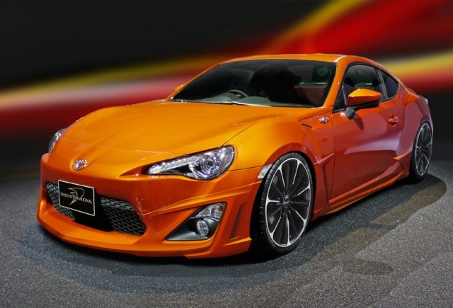TUNING: Toyota GT86