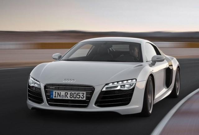 Audi R8 Facelift 2013 - Primele detalii oficiale si imagini