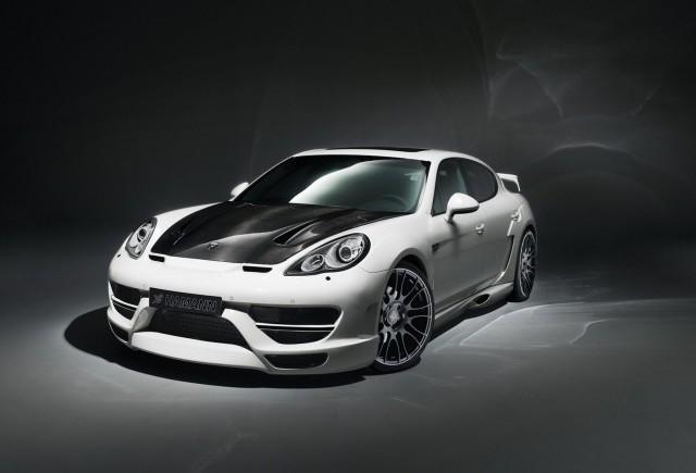 TUNING: Hamann ofera agresivitate si performante superioare celebrului Porsche Panamera