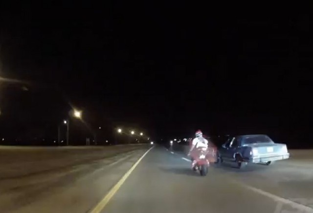 Furie pe sosea - Un sofer a incercat sa loveasca mai multi motociclisti
