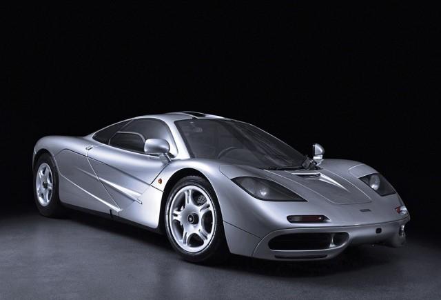 McLaren P12 este succesorul celebrului model F1