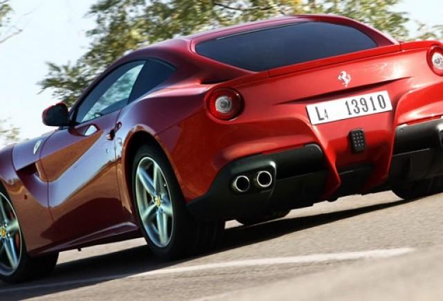 VIDEO: Fernando Alonso si Felipe Massa testeaza Ferrari F12 Berlinetta