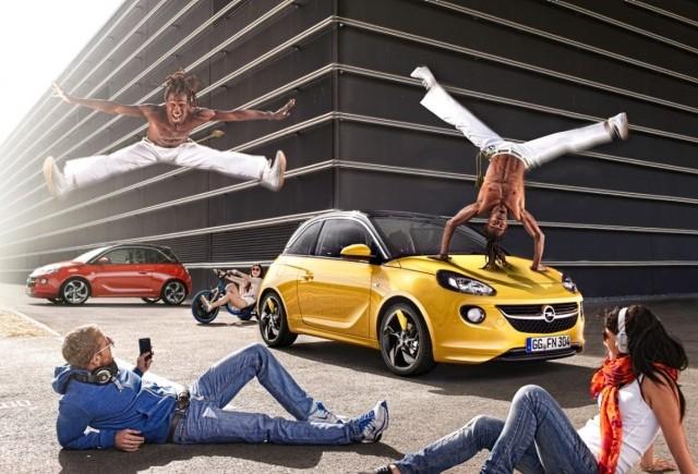 Opel ADAM: masina mica, investitii mari