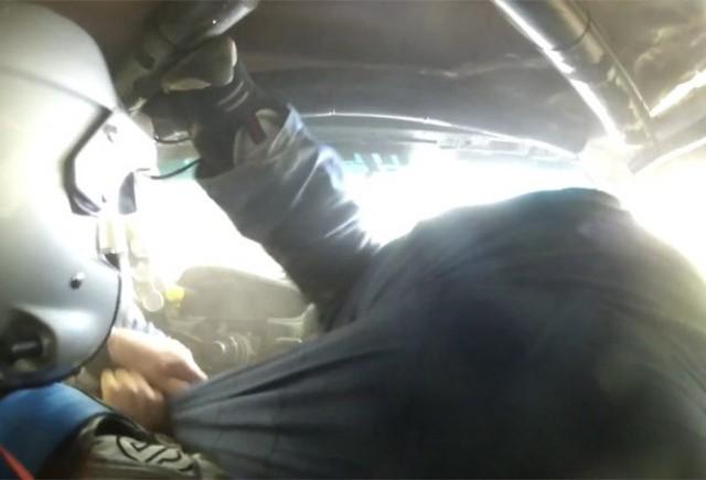 Iata cum este abordat un accident in cadrul unui raliu