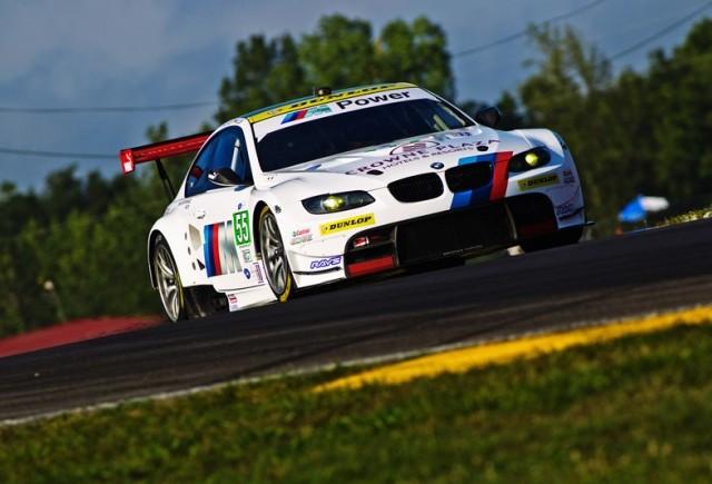 BMW Team RLL pe locurile trei si cinci la Mid-Ohio