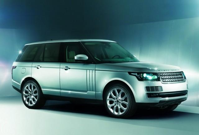 Imagini noi cu Range Rover 2013