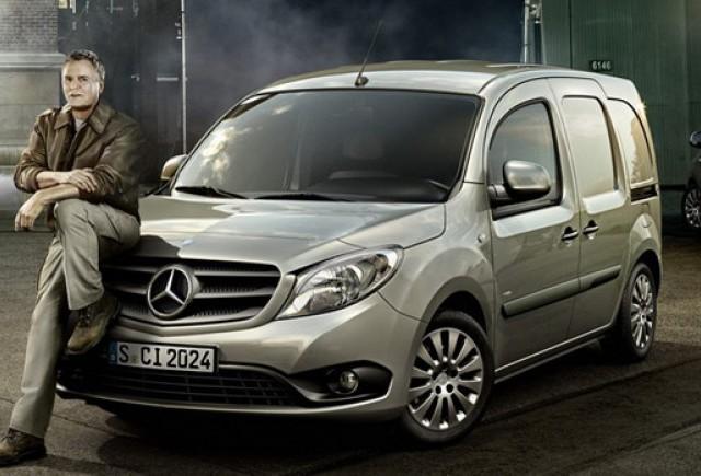 MacGyver revine intr-o reclama pentru Mercedes Citan