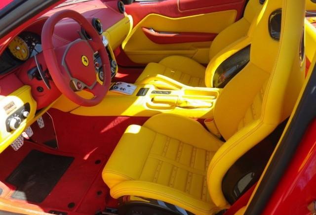 Daca Ronald McDonald ar avea un Ferrari cel mai probabil ca ar arata asa