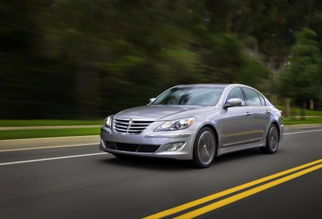 Detalii oficiale si imagini cu Hyundai Genesis 2013