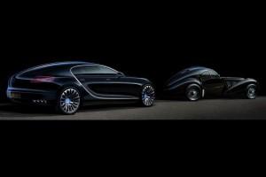 Bugatti Galibier 16C va avea peste 1000 de cai putere
