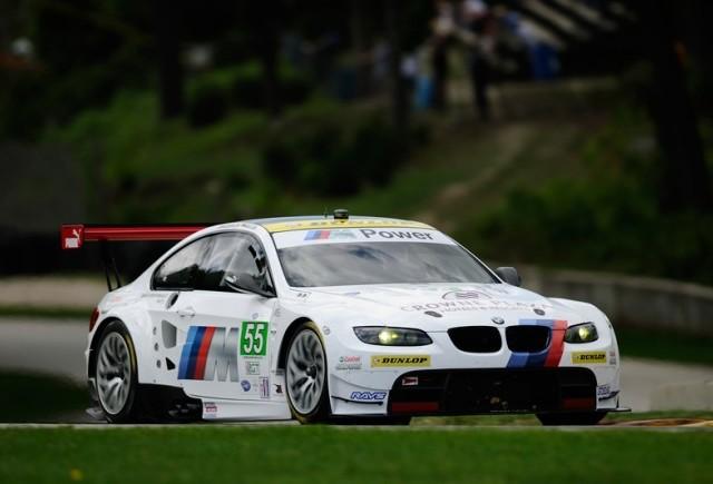 BMW Team RLL câştigă pe Road America pentru a treia oară în patru ani