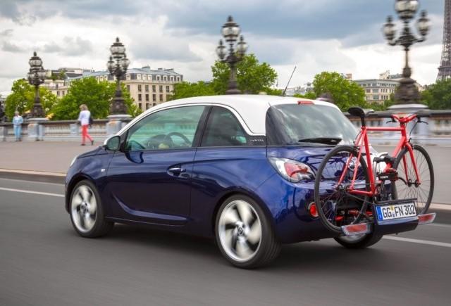 Noul Opel ADAM - libertate urbană pe roţi, varianta şic