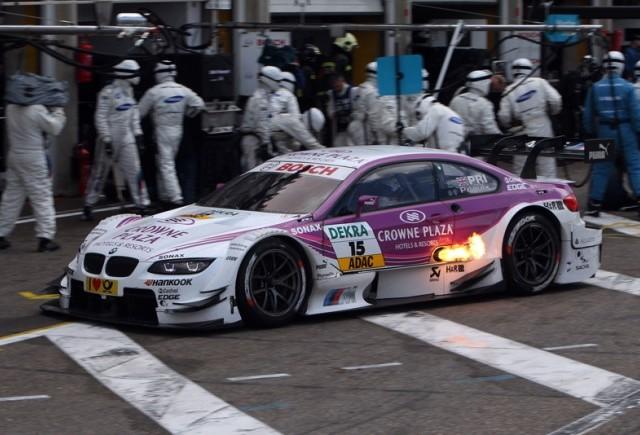 Spectacol în etapa DTM de la Zandvoort oferit de piloţii BMW