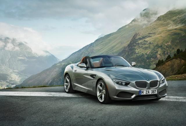 Detalii noi despre BMW Zagato Roadster