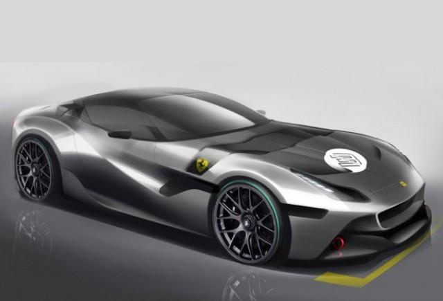 Cei de la Ferrari vor construi o masina la comanda pentru un om de afaceri