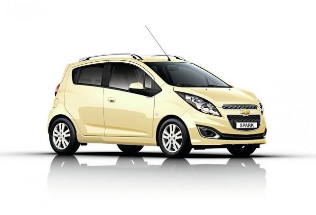 Noutăţi Chevrolet la Salonul Auto de la Paris 2012