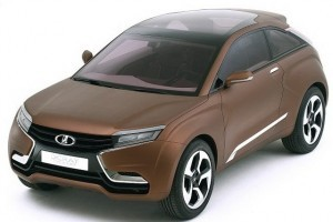 Cei de la AutoVAZ prezinta Lada X Ray Concept