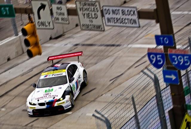 BMW Team RLL încheie pe locurile al patrulea şi al optulea la Baltimore