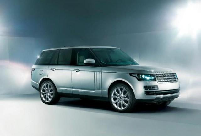 Land Rover anunta lansarea noii generatii de Range Rover